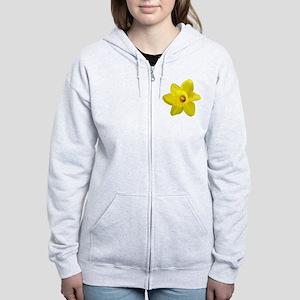 Daffodil Women's Zip Hoodie