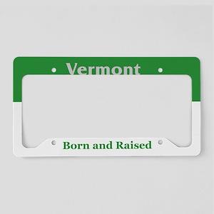 Vermont License Plate Holder