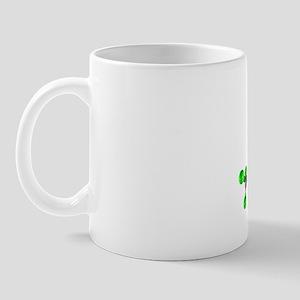 Fluoxetine drug molecule Mug