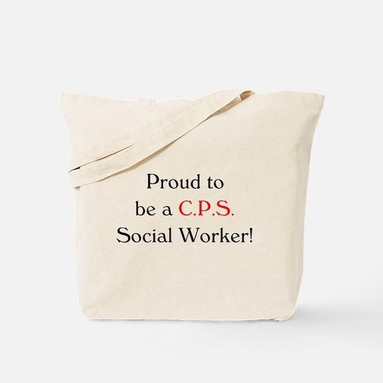 Proud CPS SW Tote Bag