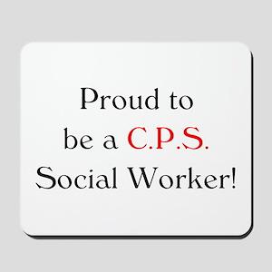 Proud CPS SW Mousepad