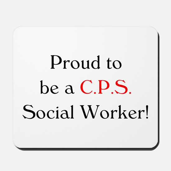 Proud CPS SW Mousepad