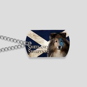 Braveheart Sheltie Dog Tags