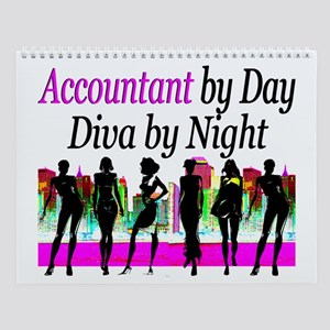 Accountant Wall Calendar