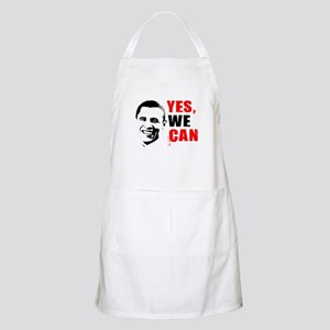 Obama Yes, We Can BBQ Apron