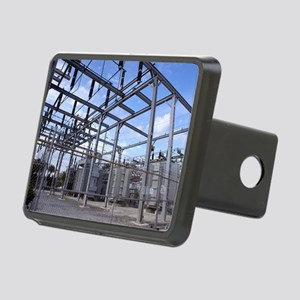 Electricity substation Rectangular Hitch Cover