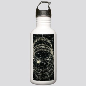 Electron and positron  Stainless Water Bottle 1.0L
