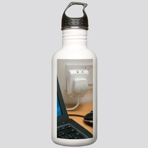 Electrical Surge Prote Stainless Water Bottle 1.0L