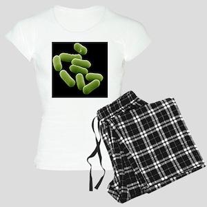 E. coli bacteria, SEM Women's Light Pajamas