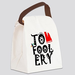 Tomfoolery Logo Appleseed 2012 Canvas Lunch Bag
