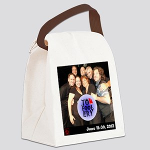 Tomfoolery Cast Tote Bag Canvas Lunch Bag