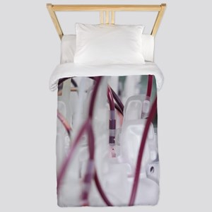 Donor blood processing Twin Duvet