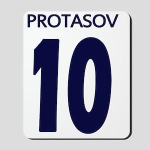 Ukraine Football Team Protasov 10 Mousepad