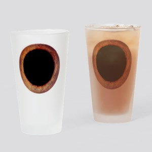 Dilated pupil Drinking Glass