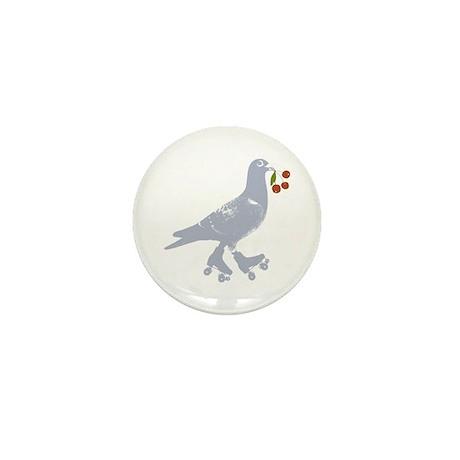 Pigeon Mini Button