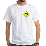 Spanish Crossing White T-Shirt