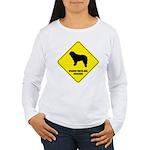 Spanish Crossing Women's Long Sleeve T-Shirt