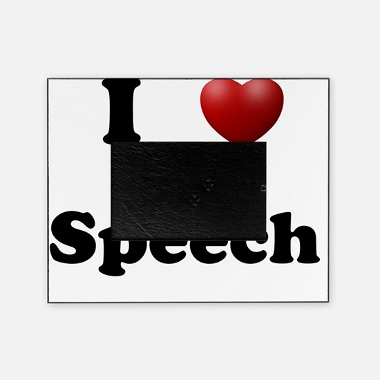 Speech Picture Frame