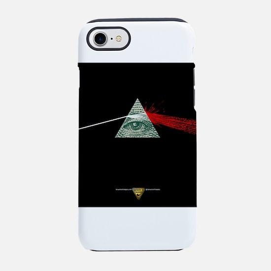 Dark Side of Money iPhone 7 Tough Case