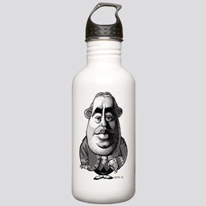David Hume, caricature Stainless Water Bottle 1.0L