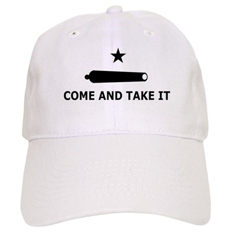 Alamo Flag Cap