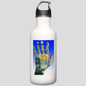 Cybernetics and roboti Stainless Water Bottle 1.0L
