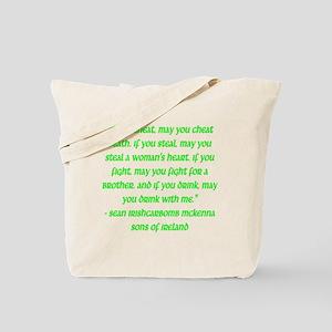 SOI Motto Tote Bag