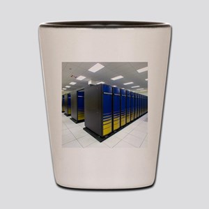 Cray XT4 supercomputer cluster Shot Glass