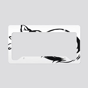 CatAA120 License Plate Holder