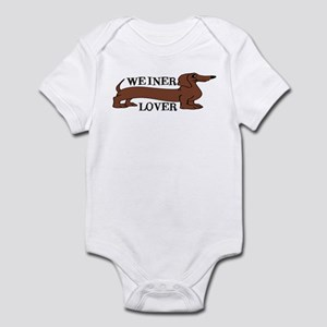 Weiner Lover Infant Bodysuit