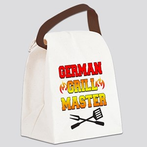 German Grill Master Apron Canvas Lunch Bag