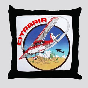 CITABRIA Throw Pillow