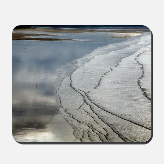 Coastal landscape Mousepad