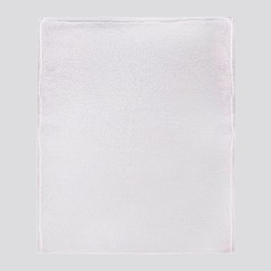 Pyatochok sexy white Throw Blanket