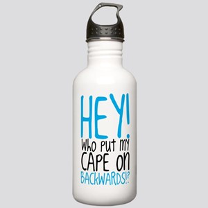 Hey! Who Put My Cape o Stainless Water Bottle 1.0L