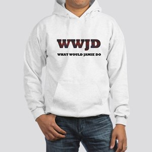WWJD Hooded Sweatshirt
