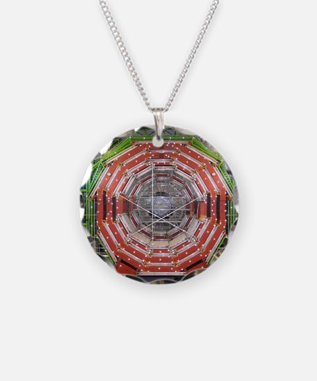 CMS detector Necklace