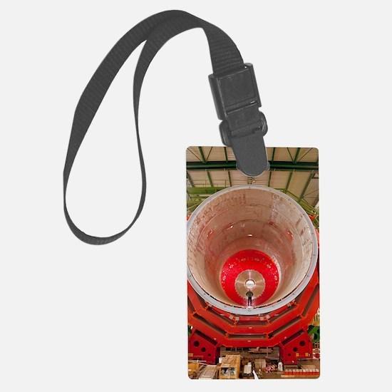 CMS detector Luggage Tag