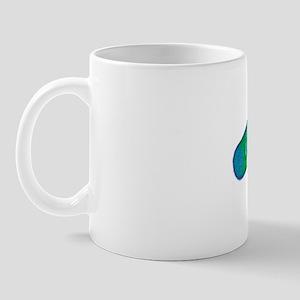 Clostridium difficile bacteria, TEM Mug