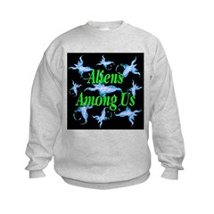 Aliens Among Us Sweatshirt