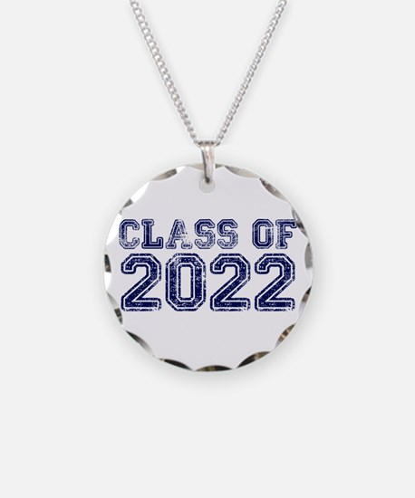 Class of 2022 Necklace