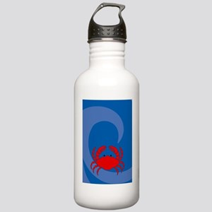 Crab Kindle Sleeve Stainless Water Bottle 1.0L