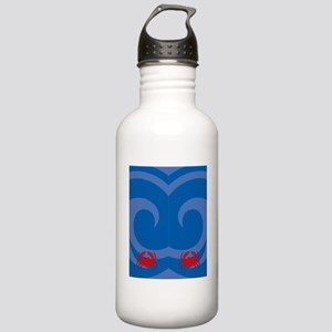 Crab Flip Flop Stainless Water Bottle 1.0L