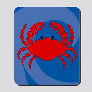 Crab iPad Cover Mousepad