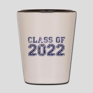 Class of 2022 Shot Glass