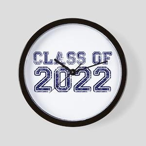 Class of 2022 Wall Clock
