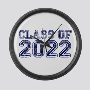Class of 2022 Large Wall Clock