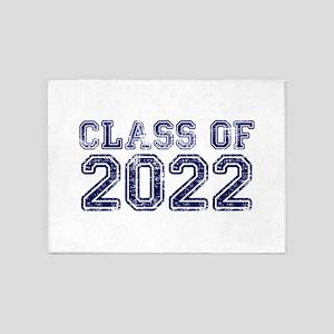 Class of 2022 5'x7'Area Rug