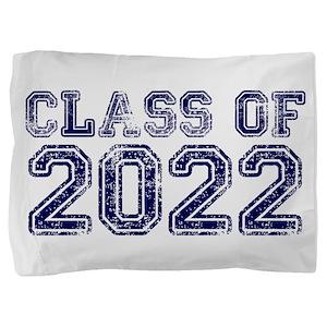 Class of 2022 Pillow Sham
