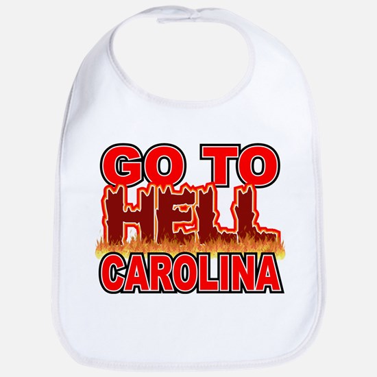 Go To Hell Carolina Bib